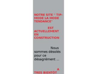 tip-mode.com screenshot