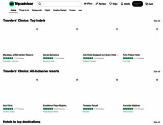 tipadvisor.co.uk screenshot