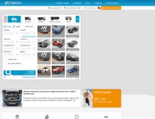 tipcars.com screenshot
