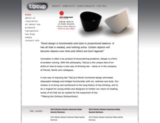 tipcup.fi screenshot