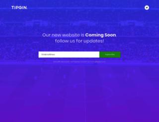 tipgin.com screenshot