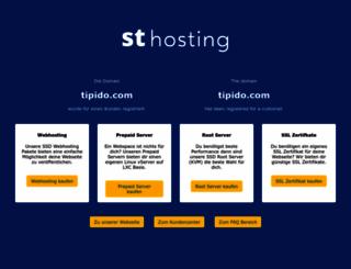 tipido.com screenshot