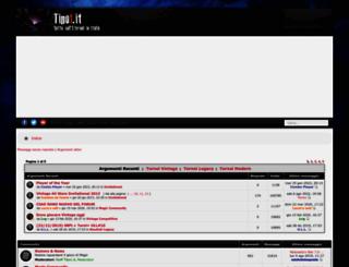 tipo1.it screenshot