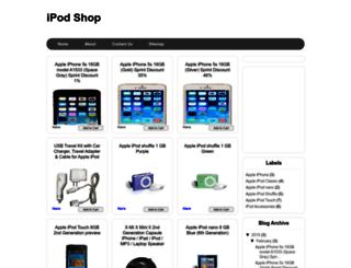 tipodshop.blogspot.com screenshot
