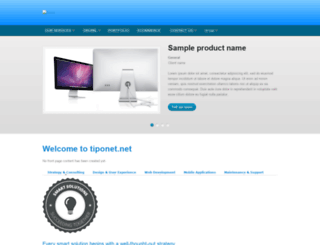 tiponet.net screenshot