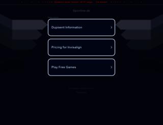 tiponline.de screenshot