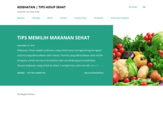 tips-kesehatan.com screenshot