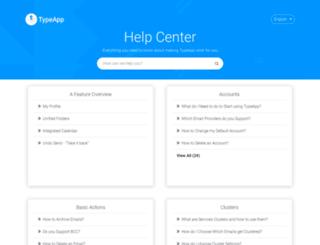 tips.typeapp.com screenshot