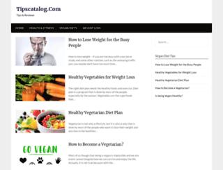 tipscatalog.com screenshot