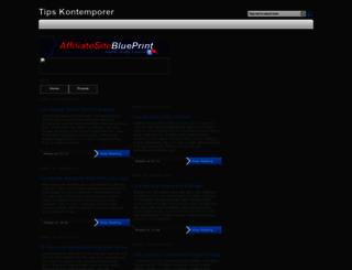 tipskontemporer.blogspot.nl screenshot