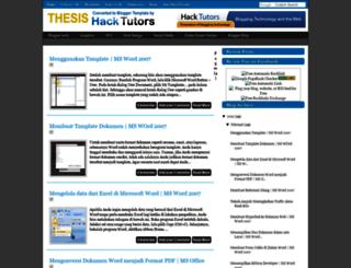 tipsntrik-msoffice.blogspot.com screenshot