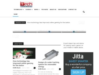 tipsoftech.com screenshot