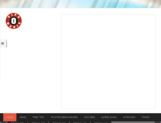 tipsomania.com screenshot