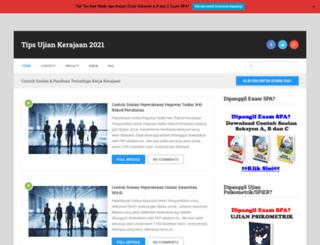 tipsujian.com screenshot