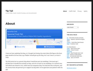 tiptail.com screenshot