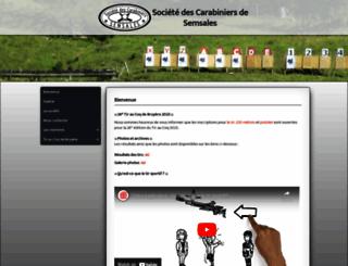 tir-semsales.ch screenshot