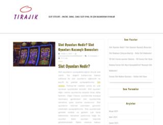 tirajik.com screenshot