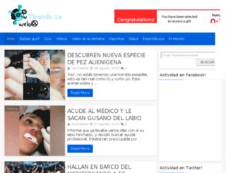 tirandolaweb.com screenshot