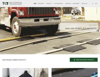 tire-conversion.com screenshot