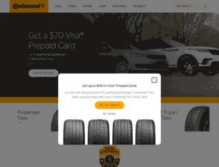 tireselector.conti-online.com screenshot