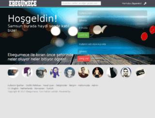 tirim.ebegumece.com screenshot