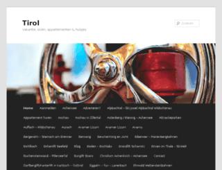 tirol.nl screenshot