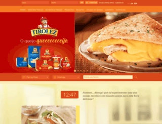 tirolez.com screenshot