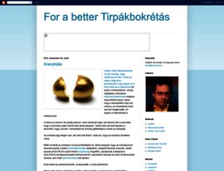 tirpakbokretas-migrations.blogspot.com screenshot