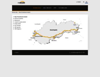 tis.eustream.sk screenshot
