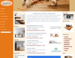 tischler-hamburg.de screenshot