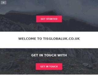 tisglobaluk.co.uk screenshot