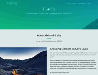 tispol.org screenshot