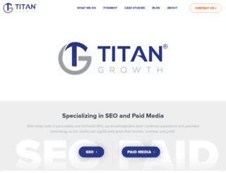 titan-seo.com screenshot