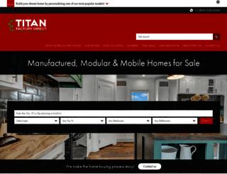 titanfactorydirect.com screenshot