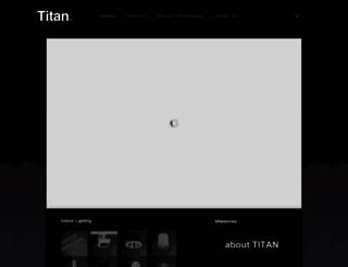 titanlight.com screenshot