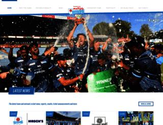 titans.co.za screenshot