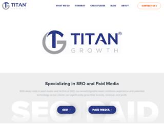 titanseo.com screenshot