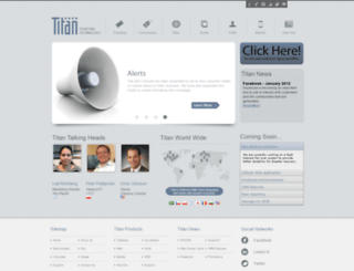 titantechgroup.co.il screenshot