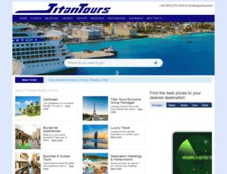 titantours.gttwl2.com screenshot