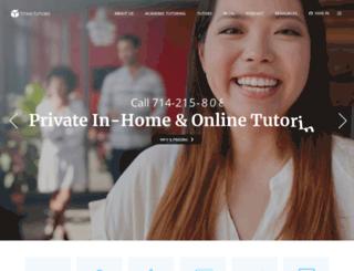 titantutors.com screenshot