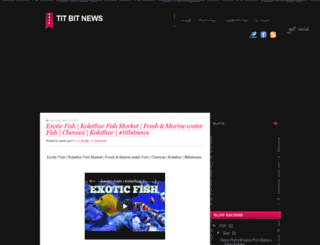 titbitnews.blogspot.com screenshot