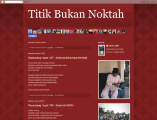 titikbukannoktah.blogspot.com screenshot