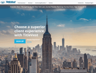 titlevest.com screenshot