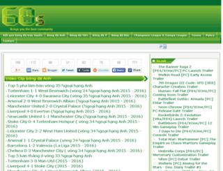 tivi.60s.com.vn screenshot