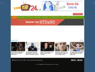 tivi.thongtin24h.net screenshot