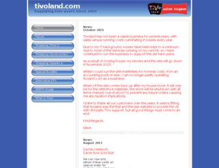 tivoland.com screenshot