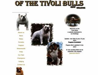 tivolibulls.com screenshot