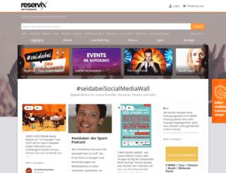 tixoo.com screenshot