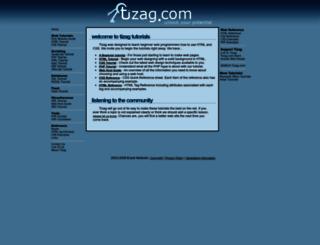 tizag.com screenshot