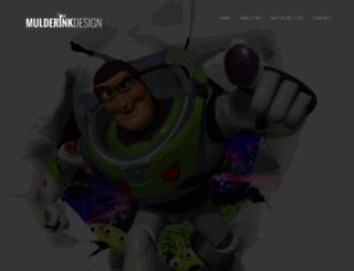 tj-mulderink.squarespace.com screenshot